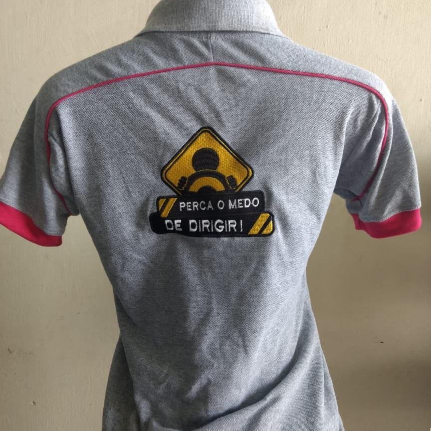 Camisa polo feminina em são paulo zona sul loja de fabrica