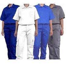 Jalecos para uniformes de trabalho personalizados para empresas