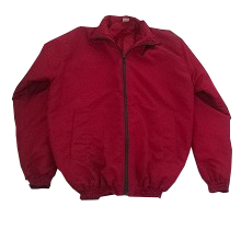 Jaquetas de nylon, couro, silicone masculina e feminina personalizadas com logomarca bordado